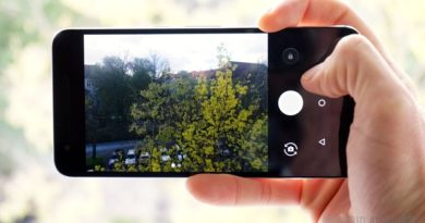TechnoBlitz.it Update alla camera del Google Pixel risolve Lens Flearing