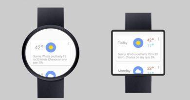 TechnoBlitz.it Google SmartWatch, i primi due dispositivi nel 2017