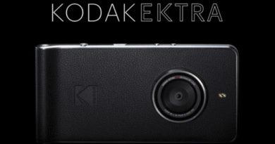 TechnoBlitz.it Kodak annuncia per Aprile 2017 l'uscita di Ektra, il suo top di gamma