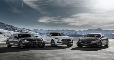 TechnoBlitz.it Maserati Winter Tour al via a Cortina e Courmayeur