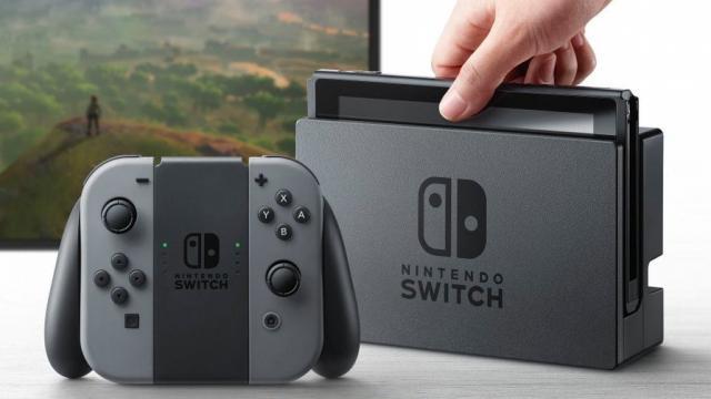 TechnoBlitz.it Nintendo Switch: due volte più prestante nel dock?