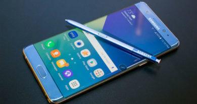 TechnoBlitz.it Samsung Galaxy Note 7: Aggiornamento killer