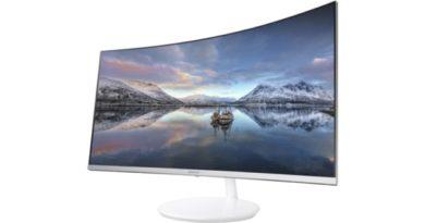 Samsung, nuovo monitor Quantum Dot curvo