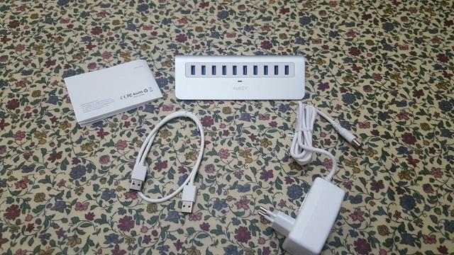 TechnoBlitz.it Aukey CB-H6: recensione multipresa USB 3.0