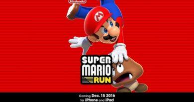 TechnoBlitz.it Nintendo rilascia Super Mario Run nell'App Store