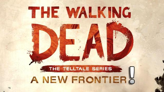 TechnoBlitz.it The Walking Dead: A New Frontier | Novità
