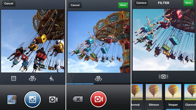 Negli Usa debuttano i video live — Instagram