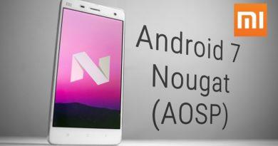 TechnoBlitz.it Xiaomi rivela i piani per Android 7.0 Nougat