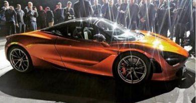 TechnoBlitz.it McLaren 720S svelata esclusivamente ai potenziali clienti