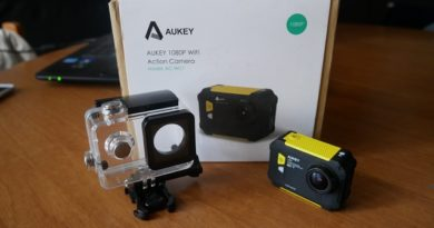 TechnoBlitz.it Recensione AUKEY Action Camera Sport