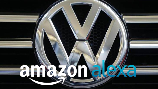 TechnoBlitz.it Alexa su Volkswagen  e Ford - Al CES