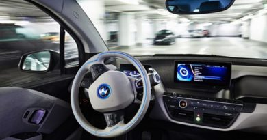 TechnoBlitz.it BMW e Intel, 40 vetture autopilotate su strada nel 2017