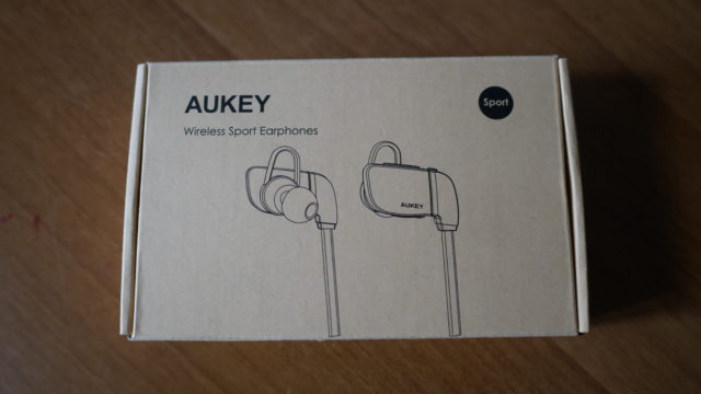 TechnoBlitz.it Recensione AUKEY Cuffie Wireless Sport