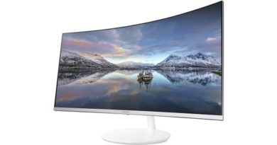 TechnoBlitz.it Samsung Quantum Dot, Monitor Curvo