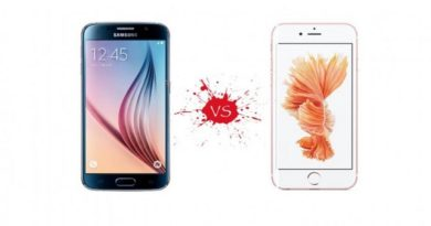 Samsung Galaxy S8 vs iPhone 8