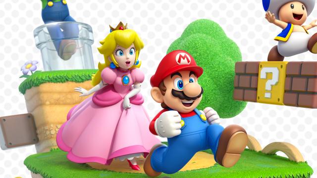 TechnoBlitz.it ROM di Super Mario scaricata e rivenduta da Nintendo?