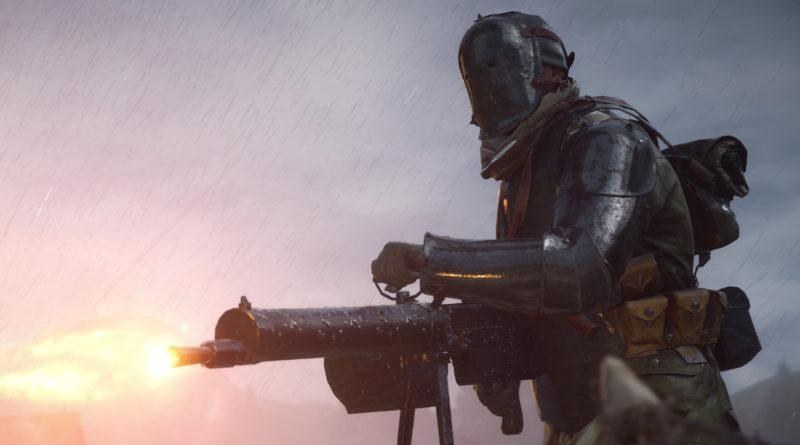 TechnoBlitz.it Disponibile un nuovo aggiornamento per Battlefield 1