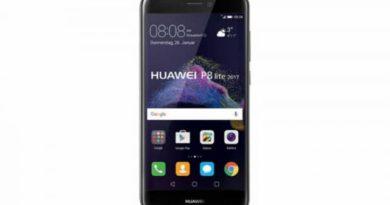 TechnoBlitz.it Huawei P8 Lite 2017 in vendita in UK dal 1 Febbraio