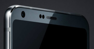 TechnoBlitz.it Ecco LG G6, display full-body e Snapdragon 821?