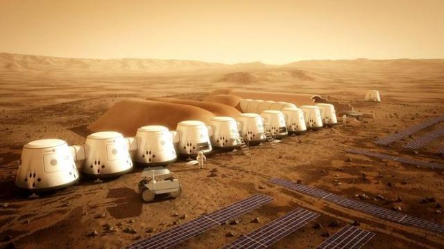TechnoBlitz.it Elon Musk e il sogno dell'uomo su Marte