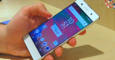 TechnoBlitz.it Sony Xperia XA (2017): prototipo comparso in un video