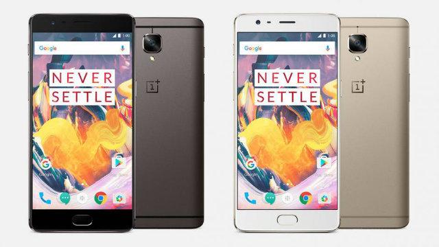 TechnoBlitz.it OnePlus 3T disponibile in colorazione Gold