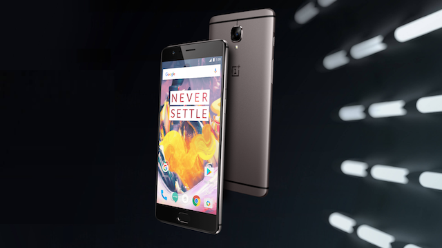 TechnoBlitz.it OnePlus 3T Gunmetal da oggi spedito in 24 ore