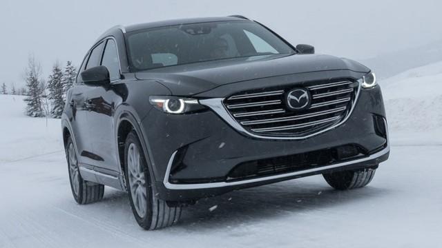 TechnoBlitz.it Mazda CX-9: più equipaggiamenti per il 2017 allo stesso prezzo