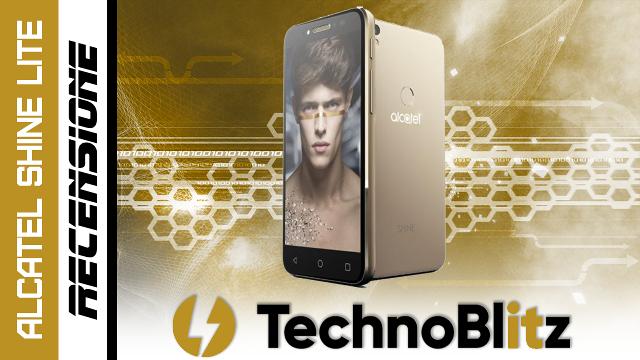 alcatel shine lite recensione by TechnoBlitz