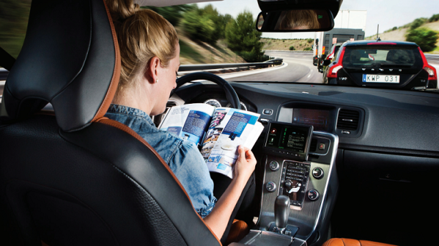 TechnoBlitz.it Auto senza pilota: Google Vs Uber