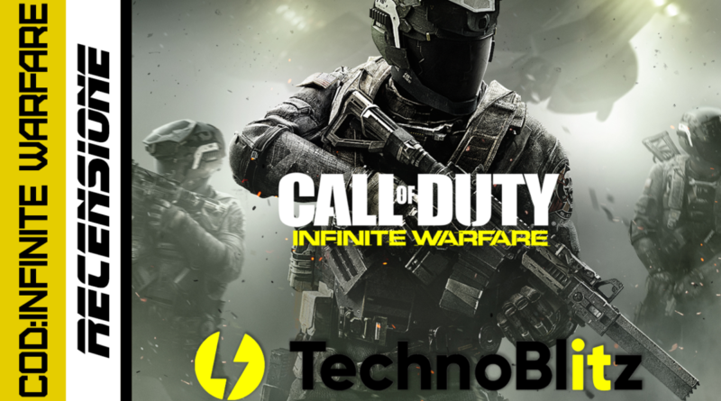 TechnoBlitz.it Recensione di Call of Duty Infinite Warfare