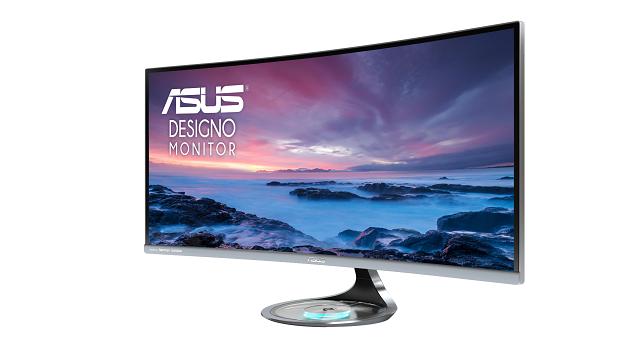 TechnoBlitz.it ASUS annuncia il monitor Designo Curve MX34VQ