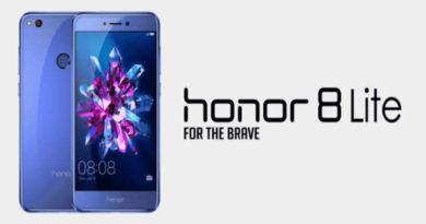 TechnoBlitz.it Honor 8 Lite è ufficiale, uscirà con Android Nougat