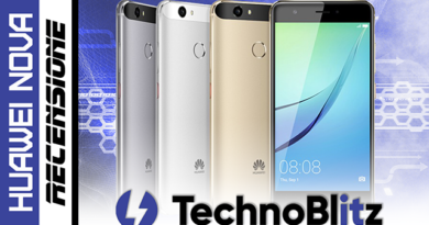TechnoBlitz.it Huawei Nova - Recensione