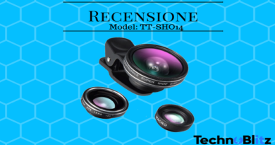 TechnoBlitz.it Taotronics: recensione Kit Lenti TT-SHO14