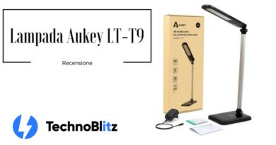 Lampada Aukey LT-T9 recensione