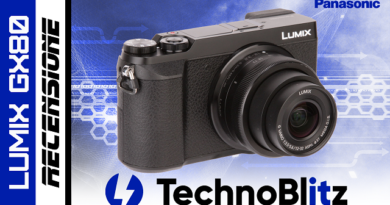 TechnoBlitz.it Recensione Panasonic Lumix GX80