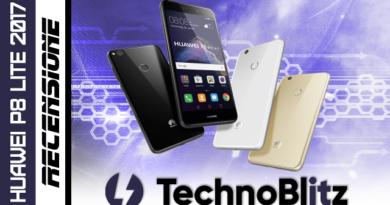 TechnoBlitz.it Huawei P8 Lite 2017: la nostra recensione completa