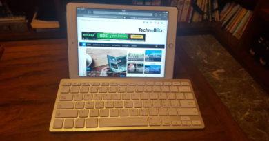 TechnoBlitz.it Recensione: Tastiera Bluetooth KM-B8-TYIT-B di Aukey