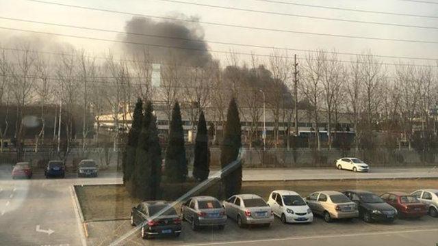 TechnoBlitz.it Samsung: fabbrica di batterie prende fuoco, di nuovo