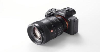 TechnoBlitz.it Sony annuncia la nuova ottica 100mm