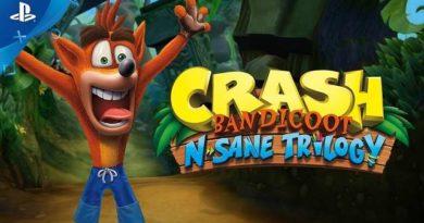 Crash Bandicoot N Sane Trilogy non è solo esclusiva PS4?
