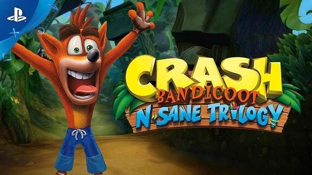 TechnoBlitz.it Crash Bandicoot N Sane Trilogy non è solo esclusiva PS4?
