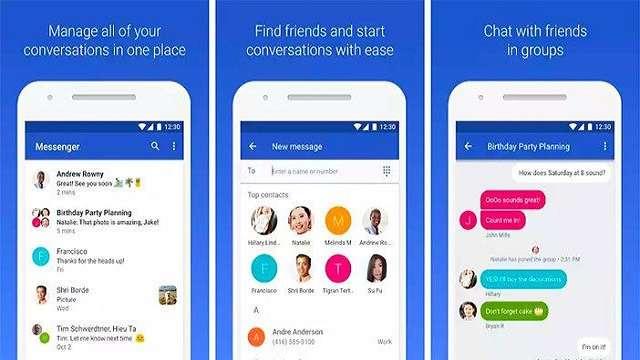 TechnoBlitz.it Messaggi Android: il nuovo nome di Google Messenger