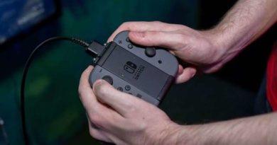 TechnoBlitz.it Svelato il peso dei giochi digitali di Nintendo Switch