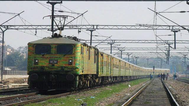 TechnoBlitz.it Il treno indiano che viaggerà sott'acqua a 350km/h