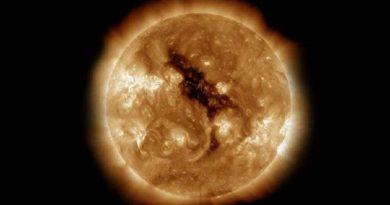 TechnoBlitz.it Nuove immagini del Sole dal satellite GOES-16
