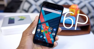 TechnoBlitz.it Android 7.1.2 Beta per Nexus 6P: è ora possibile mostrare le notifiche con uno swipe sul lettore di impronte digitali