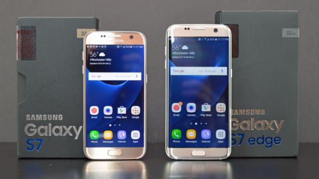 TechnoBlitz.it Il prossimo 20 Marzo Galaxy S7 ed S7 Edge riceveranno Nougat