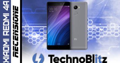 TechnoBlitz.it Xiaomi Redmi 4A: recensione miglior smartphone sotto i 100 €